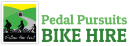 Pedals Pursuit Bike Hire